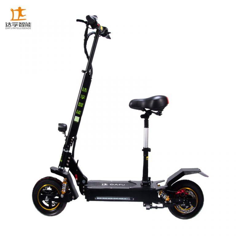 Folding Vigorous Personal 4 Wheel Golf Cart Electric