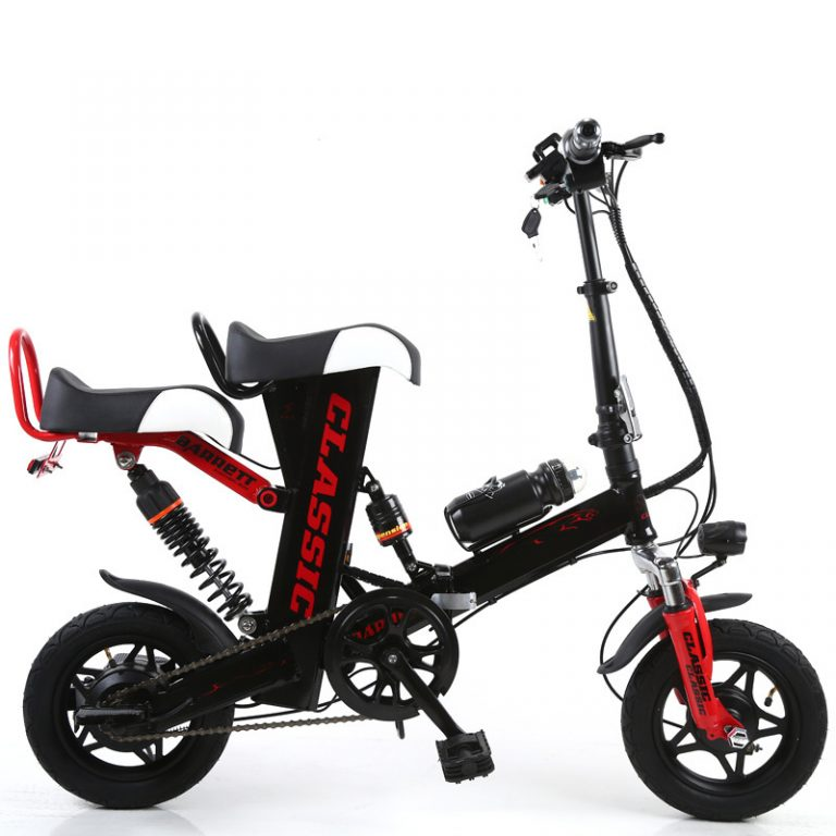"10"" Electrical Fold Up Two-Wheel Electro Cool Sports ..."